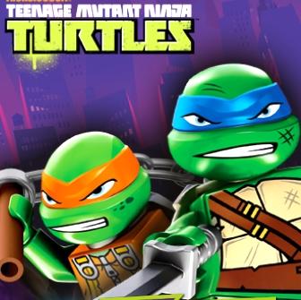 play Lego Teenage Mutant Ninja Turtles