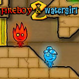 play Fireboy and Watergirl: the light temple