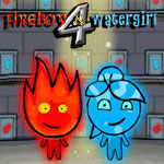 play Watergirl and fireboy 4