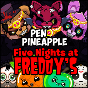 play Pen Pineapple Freddys Night