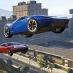 Crazy SuperCars Sky Stunt Trial